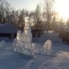 На Рождество в Омске возможен снег