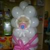 Доставка шаров для новорожденных