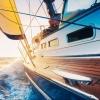 В Черлаке открыли детский лагерь для будущих яхтсменов