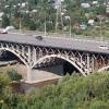 Движение по Горбатому мосту ограничили