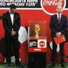 Кубок FIFA воочию увидели более 10 тысяч омичей