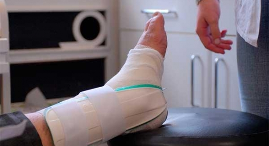 Пенсионер мвд перелом ноги