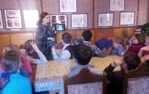 Посвящённая Карлсону выставка открылась вОмске