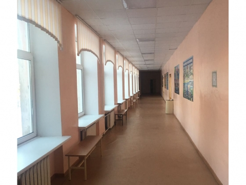 Вомских школах заменили окна на20 млн. руб.
