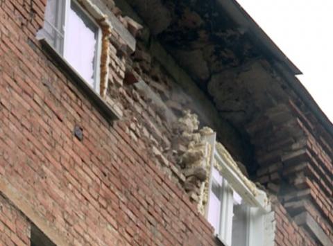 Аварийную многоэтажку отремонтируют