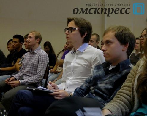 Омские студенты разработали систему идентификации человека по рисунку вен