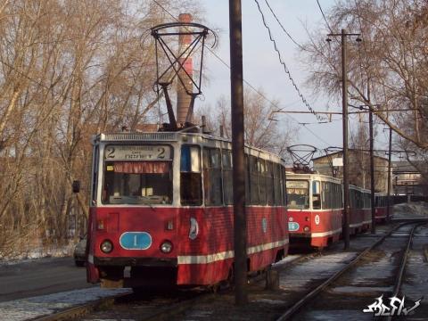 В Омске реанимированный трамвай прослужит ещё 10 лет