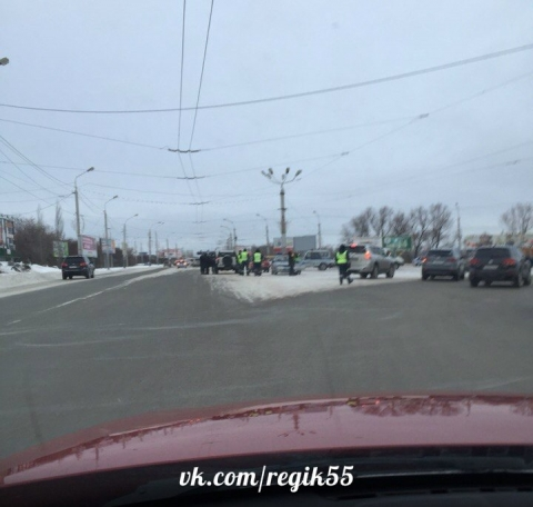 Омских должников будут ловить на дорогах