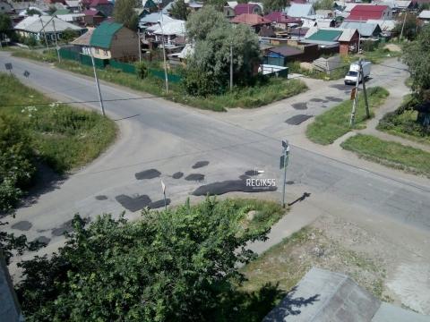 Пользователи соцсетей возмутились ремонтом дорог в Омске