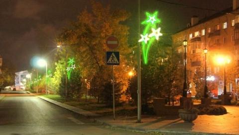 Утверждена концепция новогоднего оформления Омска