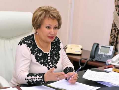 Татьяна Вижевитова