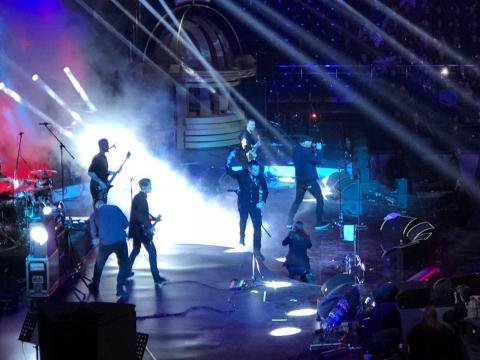 Омская группа 25/17 стала триумфатором премии «Чартова дюжина»