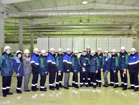 Экскурсии и мастер-классы провели на омских предприятиях для школьников и студентов
