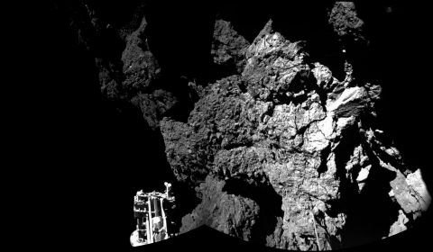 В SoundCloud появилась возможность услышать комету