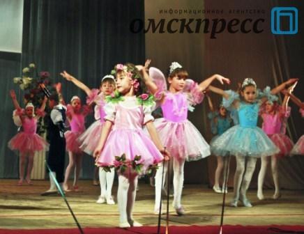 """""""Утренняя звезда"""" ищет таланты в Омской области"""