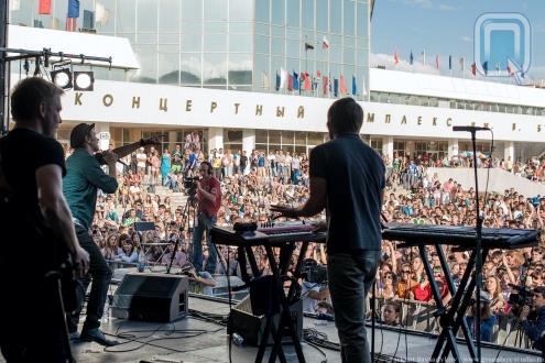 Brainstorm выступили в Омске в рамках Red Rocks Tour