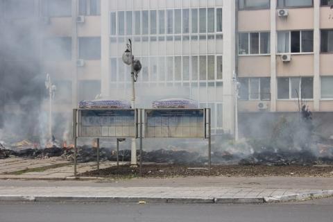 В Мариуполе в День Победы армия расстреляла мирных горожан