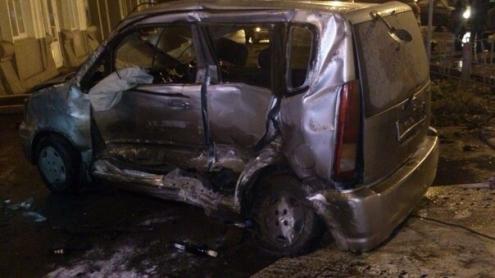 """Омская полиция выясняет, кто действительно был за рулем Lexus в аварии у """"Малибу"""""""