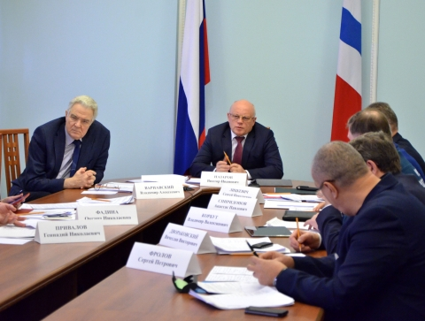 Омск находится в зоне риска весеннего подтопления