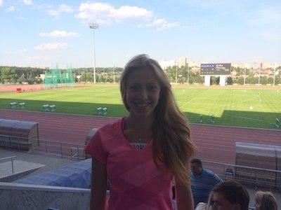 Омская легкоатлетка побила рекорд России, державшийся почти полвека