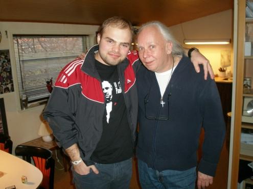 Омская рок-группа записала альбом у продюсера Helloween
