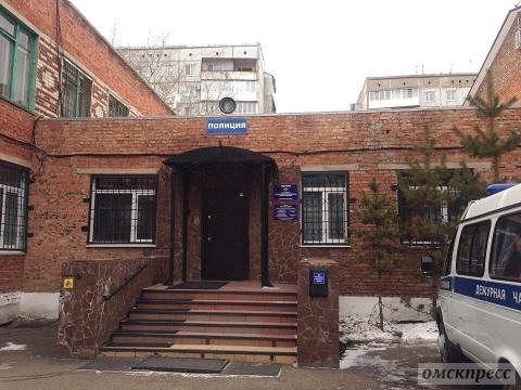 Экскурсия по омскому райотделу полиции №2