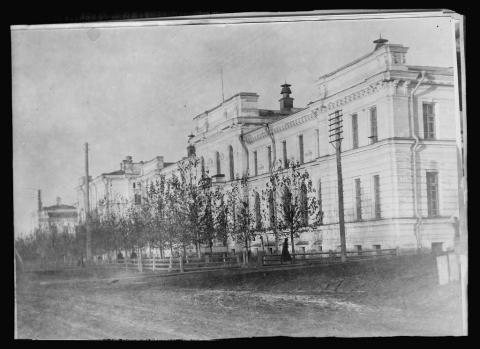 В электронных базах Библиотеки конгресса США есть фото Омска 1919 года