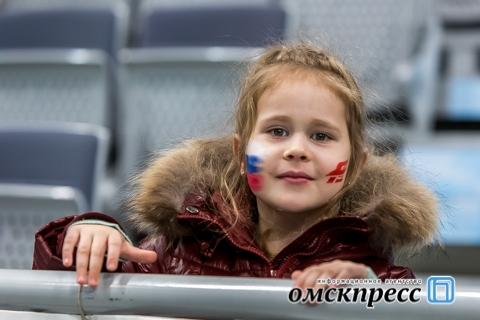 """Омский """"Авангард"""" обыграл """"Спартак"""" на домашнем льду"""