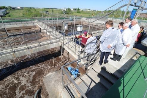 В Омске реализовали экологический проект за 350 миллионов