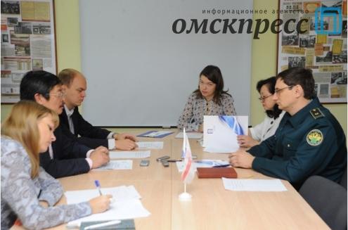 В Омске появится международный логистический центр