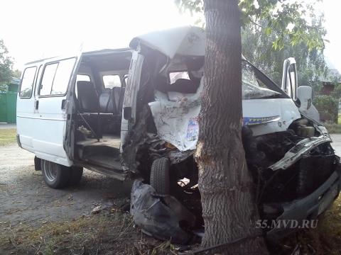 Дело захвативших маршрутное такси омичей передано в суд