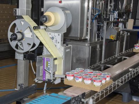 Бурков и Фадина запустили на омском заводе новую линию детского питания
