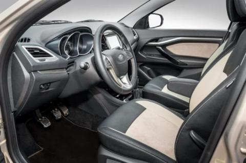 Седан Lada Vesta Exclusive с новым цветом «Карфаген» получил ценник