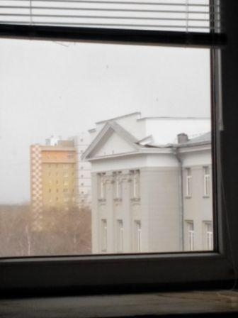"""Омский бассейн """"Авангард"""" пострадал от шторма"""