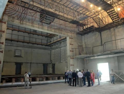 Новую сцену омской «Галерки» опробует московский Малый театр