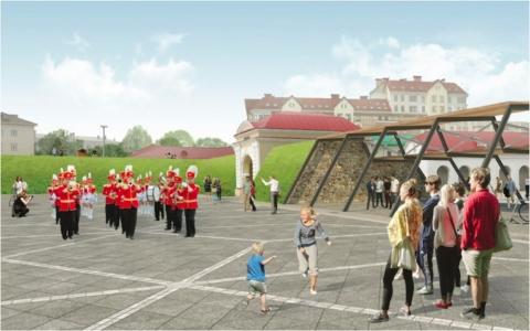 Архитекторы рассказали, каким Омск станет к 2022 году