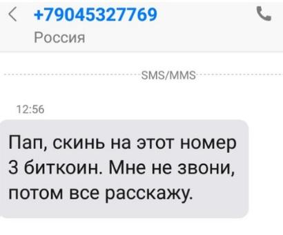 В Омске мошенники переключились на биткоины