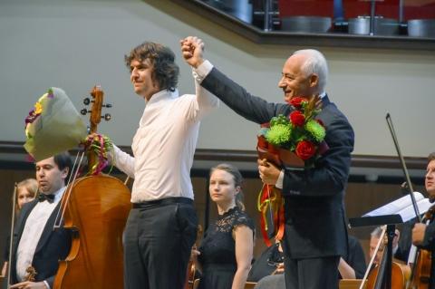 Спиваков снова привез симфоническую сказку в Омск