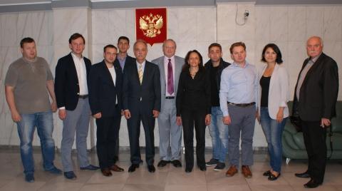 Омская компания «Внешторгресурс» займется вопросом поставки своей продукции в Болгарию