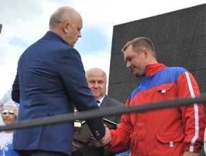 В Омской области планируют построить современный конноспортивный комплекс