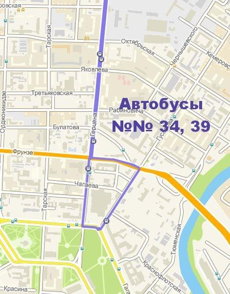 Омские коммунисты на день изменят движение транспорта в городе