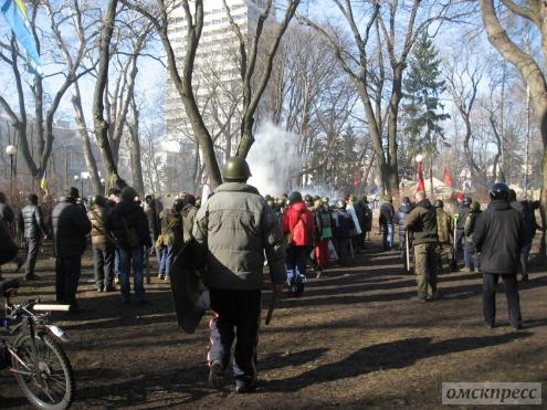 Сводки с Майдана: и вновь продолжается бой