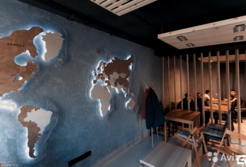 Омскую тайм-кофейню продают за 2,2 млн рублей