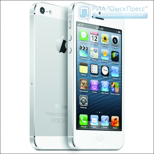 Apple представила новый iPhone 5