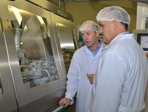 Инвестиции в омский «МилкОм» превысили 300 миллионов рублей