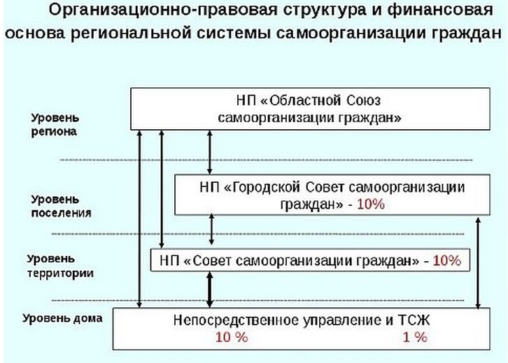 В регионе появился Омский областной Союз самоорганизации граждан
