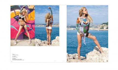 Омская модель и дизайнер появится на обложке итальянского издания
