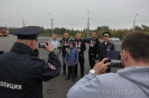 Александр Шлеменко призывает омских водителей к трезвости