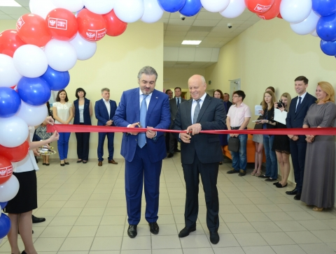 В Омске на базе контакт-центра «Почта Банк» создадут более 300 рабочих мест
