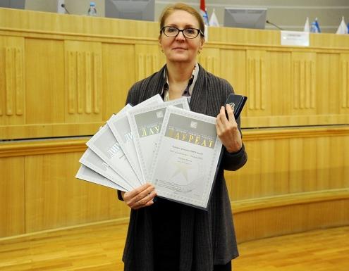 Нефтезавод наградили шестью дипломами
